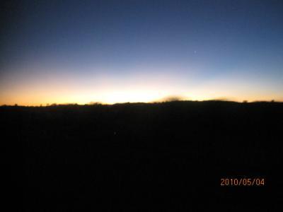 『燃える大地』<ゴンドワナの大陸を旅して>(144)Ayers Rock からの帰途。