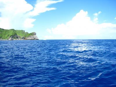 慶良間諸島『渡名喜(となき)島でダイビング』