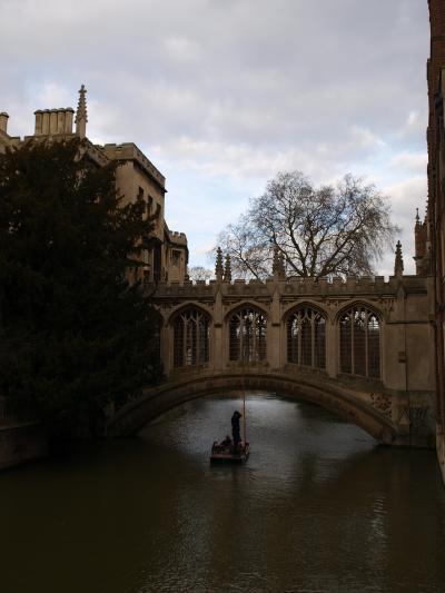 イングランド~Day trip to Cambridge 昨日に続いて学園都市へ・・・