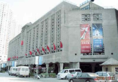 上海の沙径路・1933老楊坊・2009年