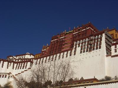 チベットラサ 一人旅 1日目