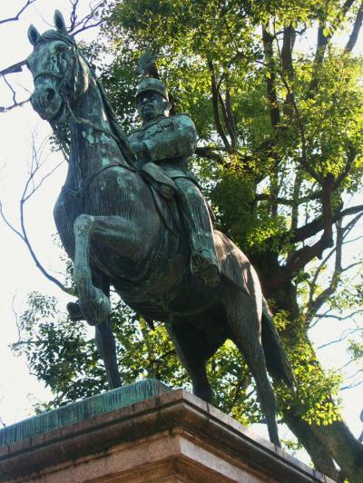 有栖川宮記念公園から恵比寿へ ☆晩秋と変わる風情/街歩き