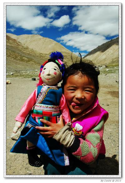 西チベットへ ~心の旅 その3 チベット族の人々