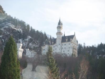 ノイシュバンシュタイン城を見るためのピンポイント3泊5日ミュンヘン旅