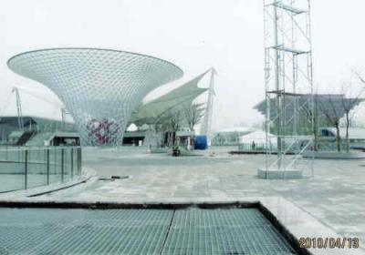 上海の世博(万博)開催前