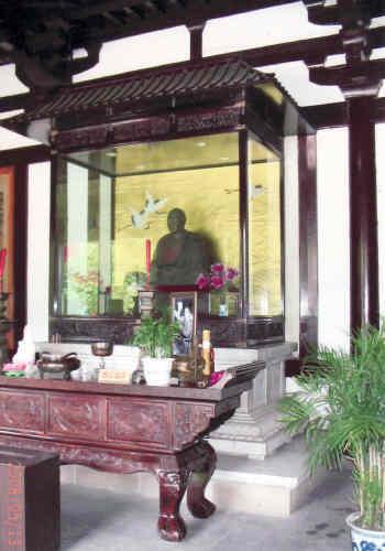 楊州の鑑真和尚