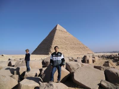 初めてのエジプト旅行(1人旅):パート? (3日目)