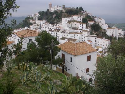 アンダルシアの白い村をめぐる旅【8】カサレス ?