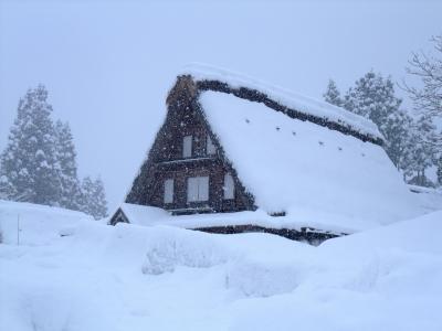 雪の白川郷・五箇山へ(2) 五箇山