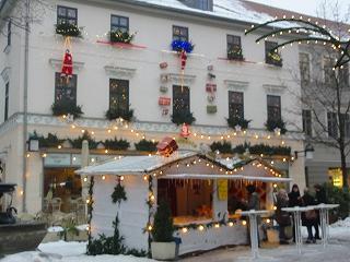 ドイツ冬の旅