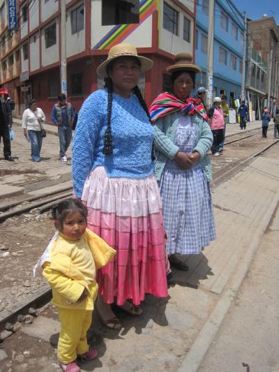 南米女一人旅⑨(プーノからリマへ)