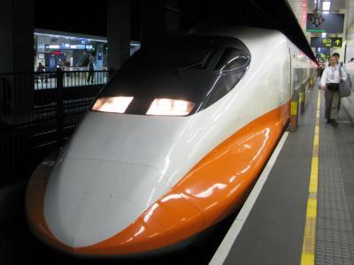 LCCで行く、台北とその周辺の旅2011! =Vol.6 台湾新幹線で桃園へ、そして空港へ=