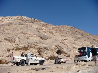 やってきたぜ!! 2008 エジプト 『カイロ~スエズ運河~紅海沿岸を走り、セントカトリーナを目指す☆』 IN スエズ