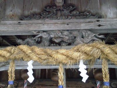 播磨一宮 伊和神社参拝