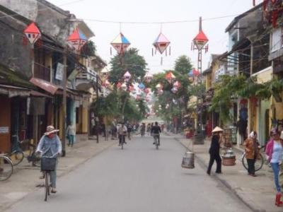 タイベトナムちょこっとミャンマーに行ってきた⑤ホイアン