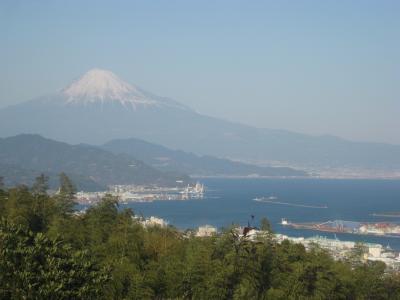 静岡旅行 2011 1日目 (浜名湖・日本平・久能山)