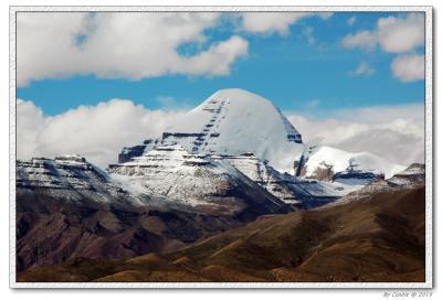 西チベットへ ~心の旅 その4 雄大な山