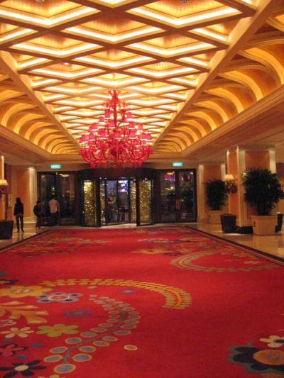 マカオのカジノホテル ウィン・マカオ