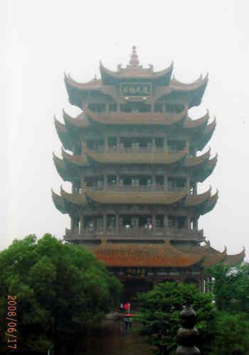 三国志の武漢黄鶴楼