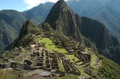 ペルー~インカ帝国の栄華の夢跡を訪ねる~ ②マチュピチュ