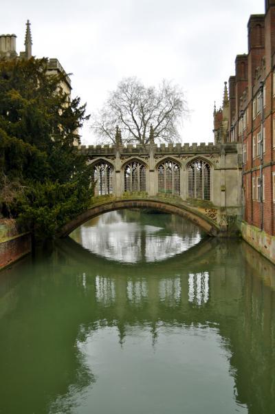 一年に一度はイギリスに行かなくっちゃ!初女一人旅は3度目のイギリスへ~日帰りケンブリッジ旅行~