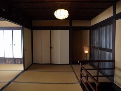 2011 初旅 徳島 美馬市 指定 文化財 吉田家住宅