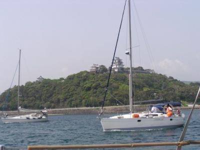 ヨットで大阪から屋久島へ その2