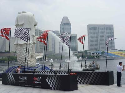 2009F1シンガポールGP観戦記