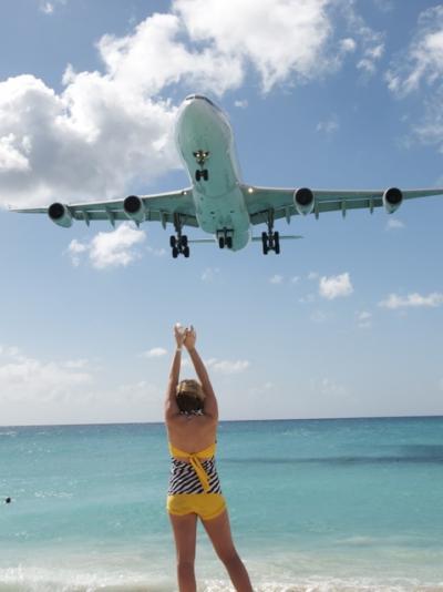 飛行機ファン、応答せよ!翼の楽園セントマーチン 2011