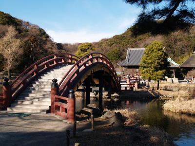 横浜称名寺(金沢文庫)