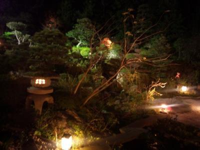 島根パワースポットをめぐり草庵にて忘年会。