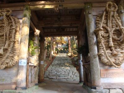 湖東三山・・・最後は百済寺を巡る