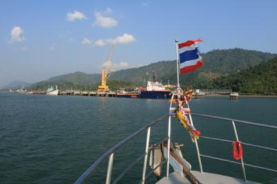 3年越しでやっと実現したミャンマーダイブクルーズ @ ホントウにこれがタイ滞在最後のダイビング.....☆ <#1 船上・上陸編>