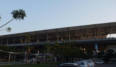 羽田からエアアジアで南インド(コーチン・ハイデラバード)10日間の旅 No.4 コーチンからハイデラバードへ