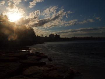 真夏のオーストラリアの奇跡の旅!!=1=目が覚めればそこはシドニーだった