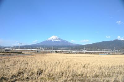 西伊豆を富士を見ながら北上ドライブ=⑥富士市内=