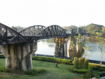 タイ一人旅(戦場にかける橋編)