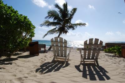 カリブの海に誘われ、ゆったりバカンス気分☆トゥルム遺跡はイグアナがいっぱい!!