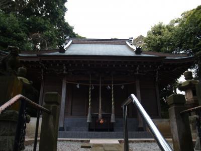 熊野神社(横浜市金沢区柴町)