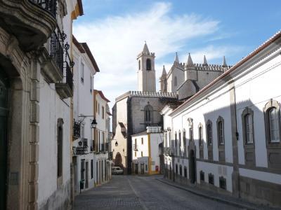 2011 02 ポルトガル 8世界遺産8泊の旅③ エボラ