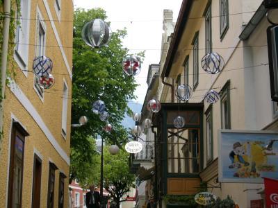 2009 ウィーンの初夏 ・ ちょこっと寄り道 【Bad ・ Ischl】