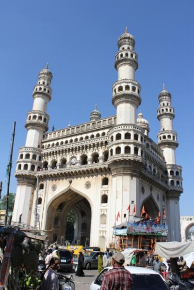 羽田からエアアジアで南インド(コーチン・ハイデラバード)10日間の旅 No.5 ハイデラバード観光