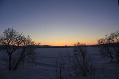 気楽にオーロラ 船の旅 in Norway  ( 9・10日目 やっぱりそこは寒かった・・・ ヒルケネス )