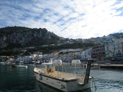 カプリ島(2010南イタリア旅行1日目)