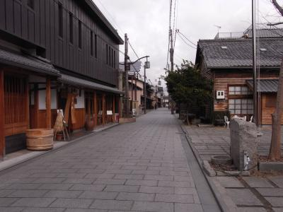 西陣の今出川界隈を歩いてみよう ~晴明神社辺りから浄福寺通~