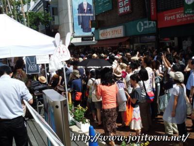 吉祥寺界隈(2010.7.5~7.30)