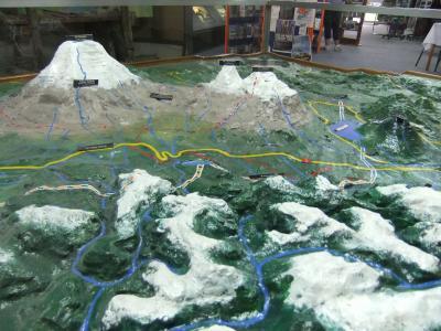 ■19:NZ レンタカー自由旅行:1月31日 トンガリロ国立公園