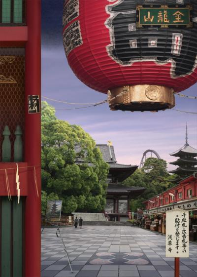 ロンドンで日本を楽しむ