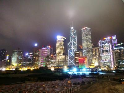 【香港4泊5日の旅】1、2日目-市内観光~夜景-