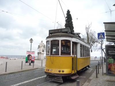 2011 02 ポルトガル 9世界遺産8泊の旅⑧ 再リスボンでの危機